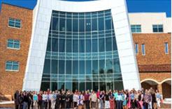Centennial Hall MSU Texas